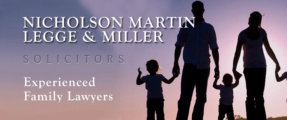 Nicholson Martin Family
